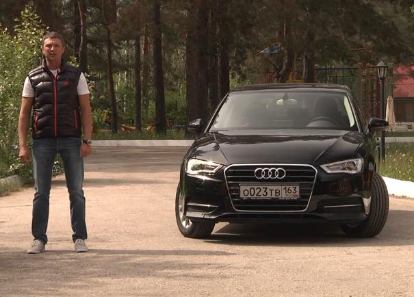 Audi A3 Sportback 2013 — Игорь Бурцев