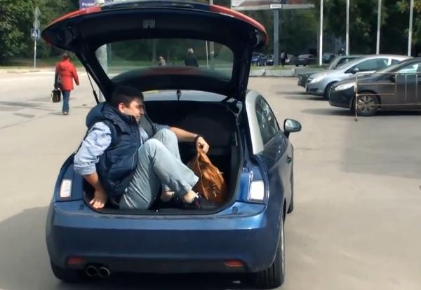 Audi A1 — Большой тест-драйв