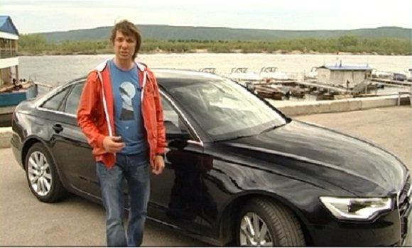 Audi A6 3.0 TFSI 2011 — Игорь Бурцев