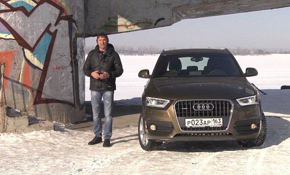 Audi Q3 2.0 TFSI 2012 — Игорь Бурцев