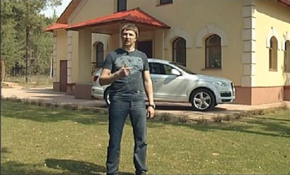 Audi Q7 4.2 TDI 2009 — Игорь Бурцев