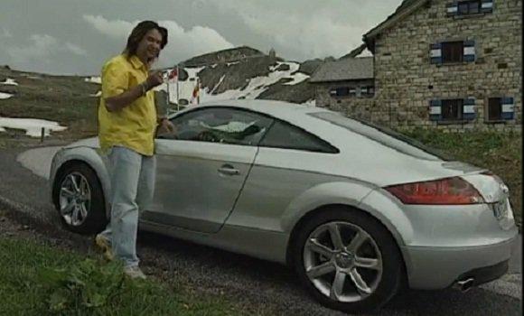 Audi TT 2.0 TFSI 2013 — Наши тесты