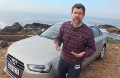 Audi A4 2007 — Наши тесты