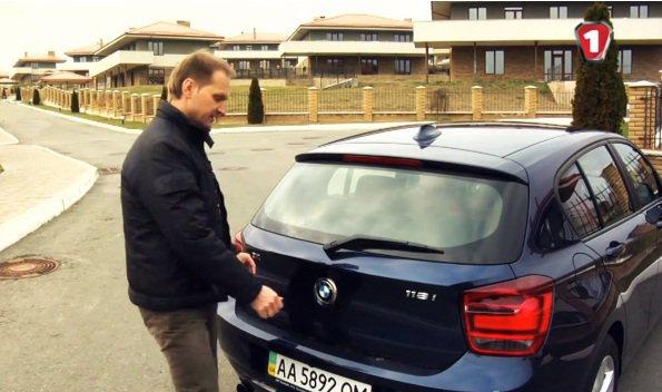 BMW 118i 2011 — Модельный ряд