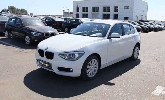 BMW 116i 2012 — MegaRetr
