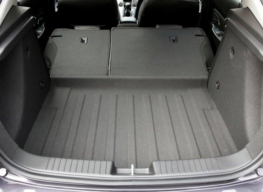 багажник chevrolet cruze размеры