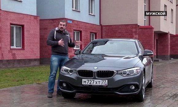 BMW 435i xDrive 2014 — Моторы