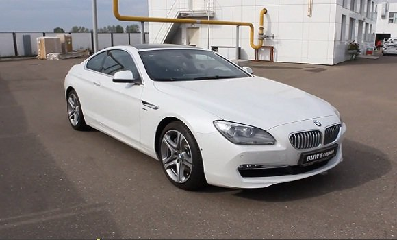 BMW Coupe 650i xDrive 2012 — MegaRetr