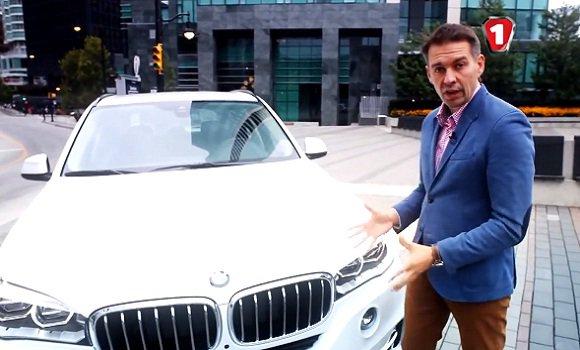 BMW X5 M50d 2014 — Первый тест