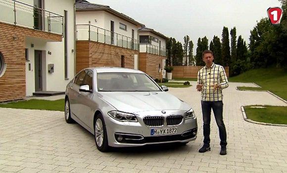 BMW 530d xDrive 2013 — Первый тест