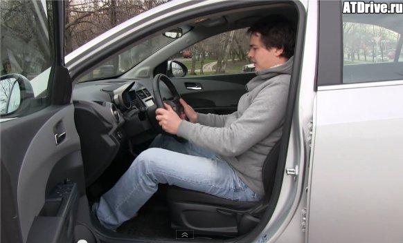 Chevrolet Aveo 2013 — ATDrive