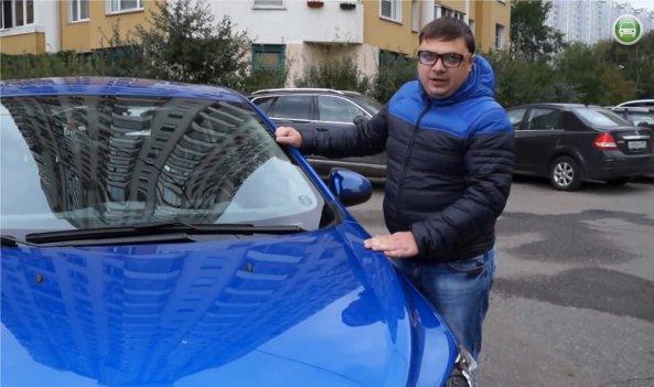 Chevrolet Aveo 2013 — Дмитрий Простой