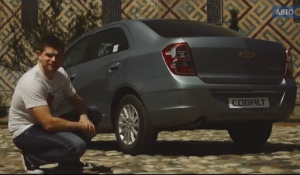 Chevrolet Cobalt 2012 — Пётр Баканов