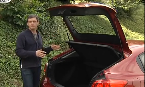 Chevrolet Cruze Hatchback 2012 — Наши тесты