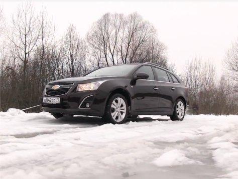 Chevrolet Cruze SW 2012 — ATDrive