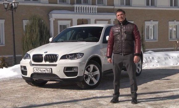 BMW X6 xDrive35i 2012 — Игорь Бурцев