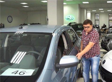 Chevrolet Cobalt 2013 — Дмитрий Простой