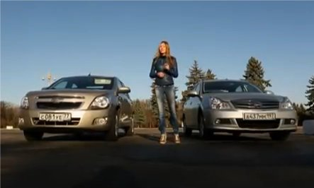 Chevrolet Cobalt 2013 — Выбор Есть!