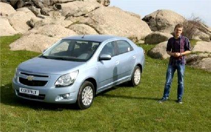 Chevrolet Cobalt 2013 — Наши тесты