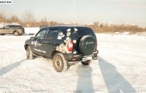 Chevrolet Niva 2004 — Большой тест-драйв