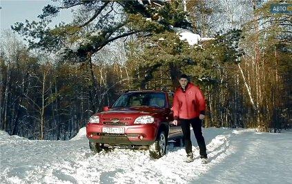 Chevrolet Niva 2012 — Пётр Баканов