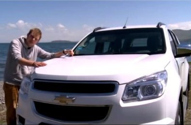 Chevrolet TrailBlazer 2013 — Наши тесты