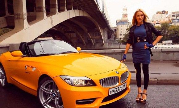 BMW Z4 sDrive35is 2012 — Москва рулит
