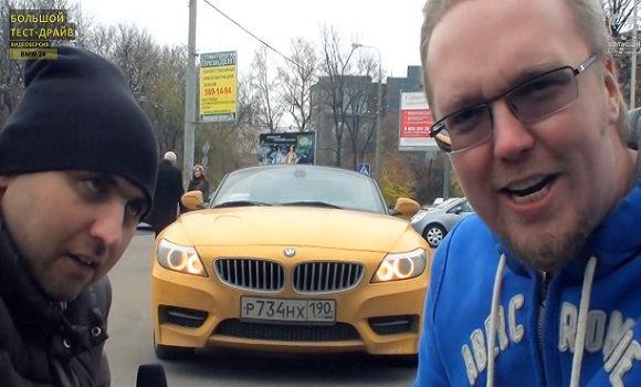 BMW Z4 sDrive35is 2011 — Большой тест-драйв
