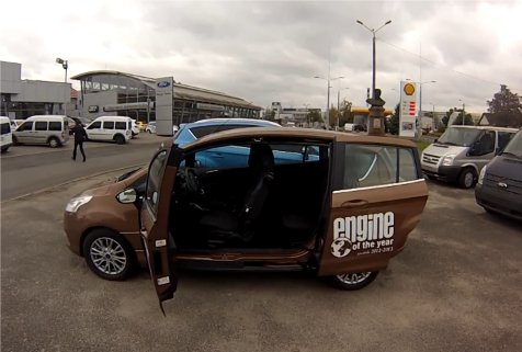 Ford B-Max 2013 — Коляныч