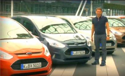 Ford B-Max 2012 — Первый тест