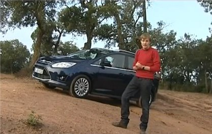 Ford Grand C-MAX 2013 — Наши тесты