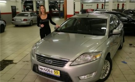 Ford Mondeo 2008 — Подержанные