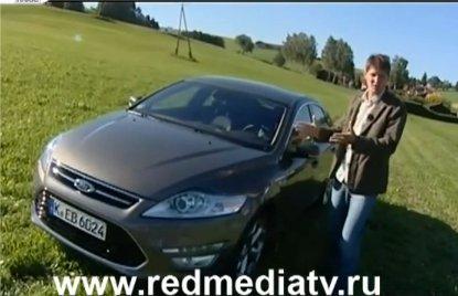Ford Mondeo 2013 — Наши тесты
