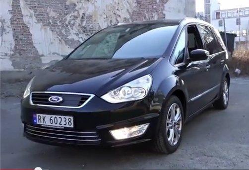 Ford Galaxy 2013 1.6TDCi