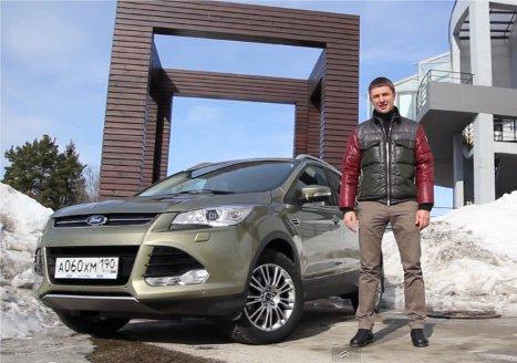 Ford Kuga 2013 — Игорь Бурцев