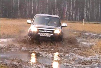 Ford Ranger 2010 — Игорь Бурцев