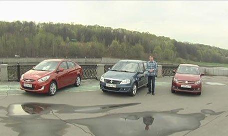volkswagen polo sedan vs hyundai solaris