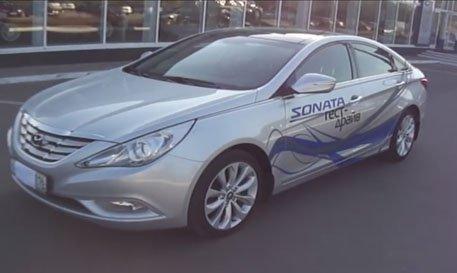 Hyundai Sonata 2011 — MegaRetr