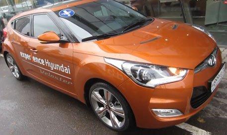 Hyundai Veloster 2012 — Anton Avtoman