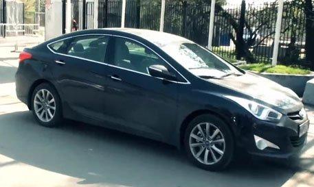 Hyundai i40 2012 — Большой тест-драйв