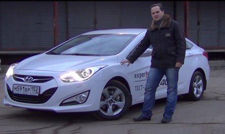 Hyundai i40 2011 — Александр Шаталин