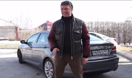Hyundai i40 vs Toyota Camry — Игорь Бурцев