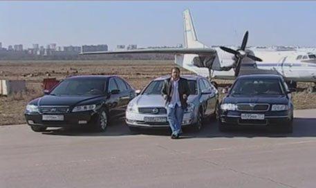 Hyundai Grandeur, Skoda SuperB, Nissan Teana — Наши тесты