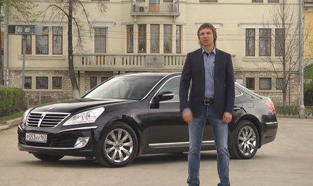 Hyundai Equus 2012 — Игорь Бурцев