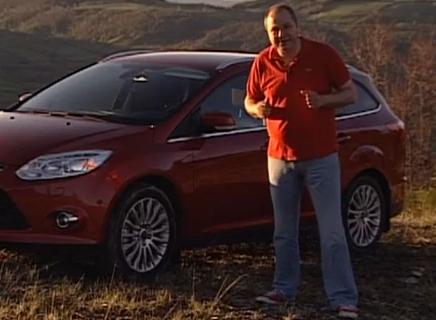 Ford Focus III 2013 Универсал — Наши тесты