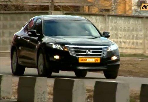 Honda Crosstour 2011 — АвтоИтоги