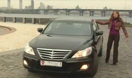 Hyundai Genesis 2010 — Модельный ряд