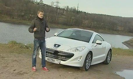 Hyundai Genesis Coupe 2012 vs Peugeot RCZ — Наши тесты