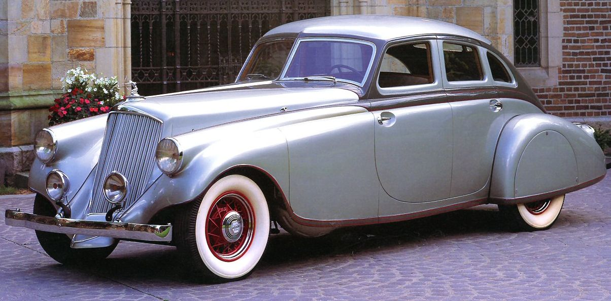 Pierce-Arrow Silver Arrow 1933 года —величие из прошлого