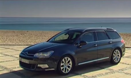 Citroen C5 Break — Наши тесты